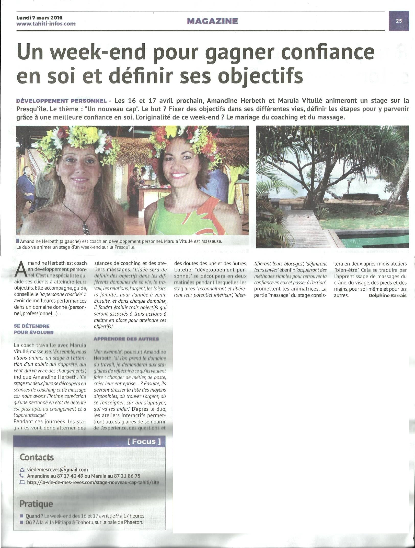 Article Tahiti Infos_160307