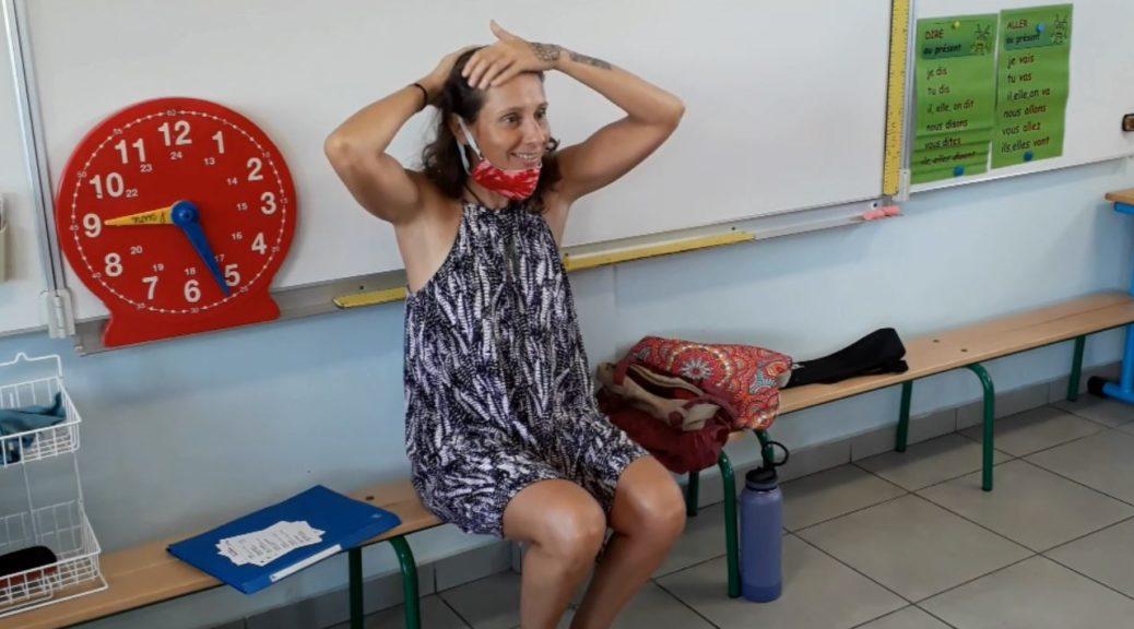 Atelier relaxation auto-massage tahiti
