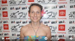 Amandine Herbeth Hiti FM